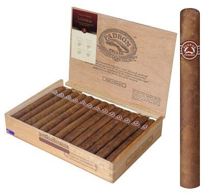 Blind Cigar Review: Padron | Londres Natural
