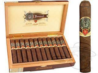 Blind Cigar Review: Padilla | Dominus Robusto