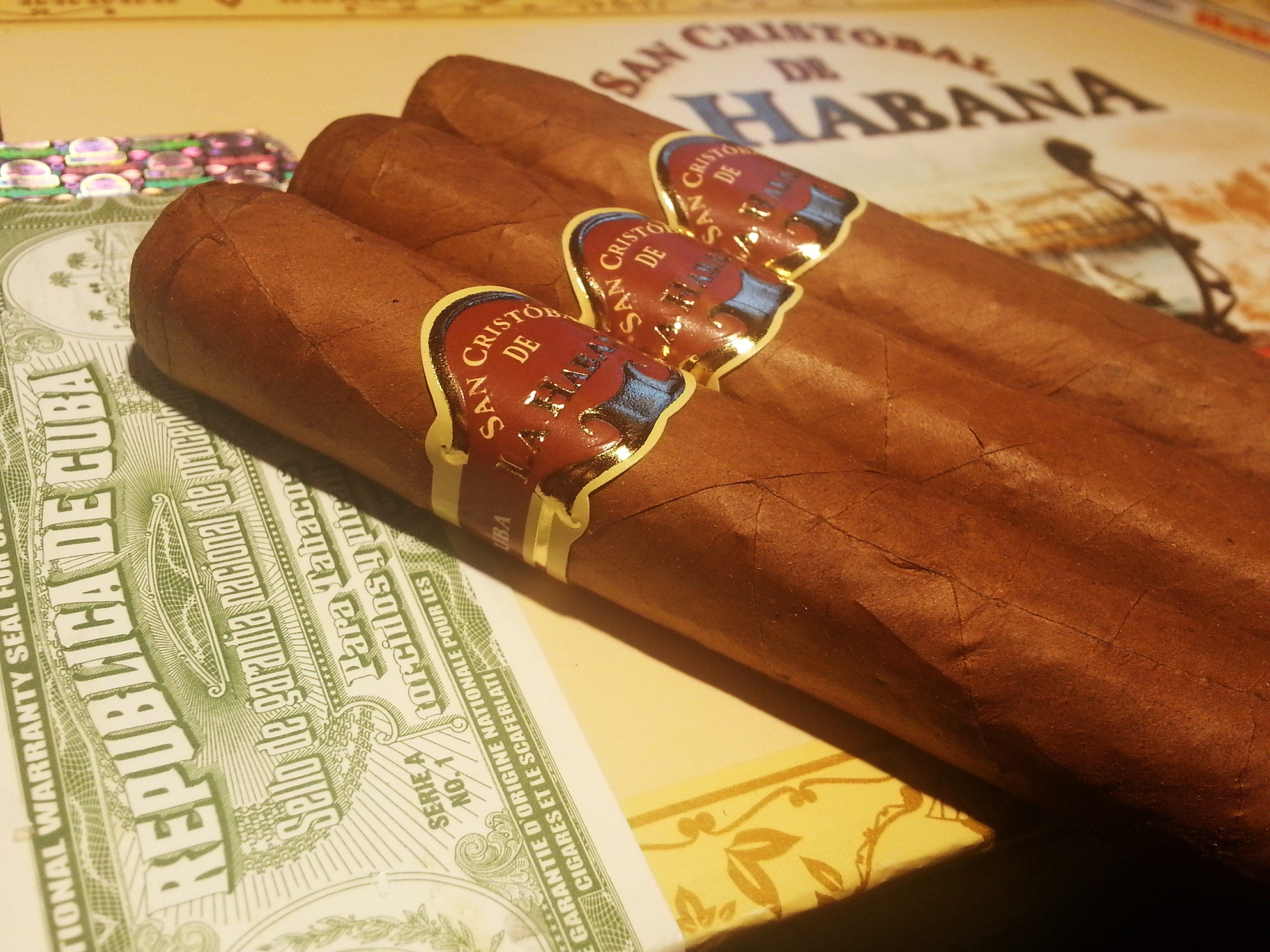 Blind Cigar Review: San Cristobal de la Habana (Cuba) | El Principe