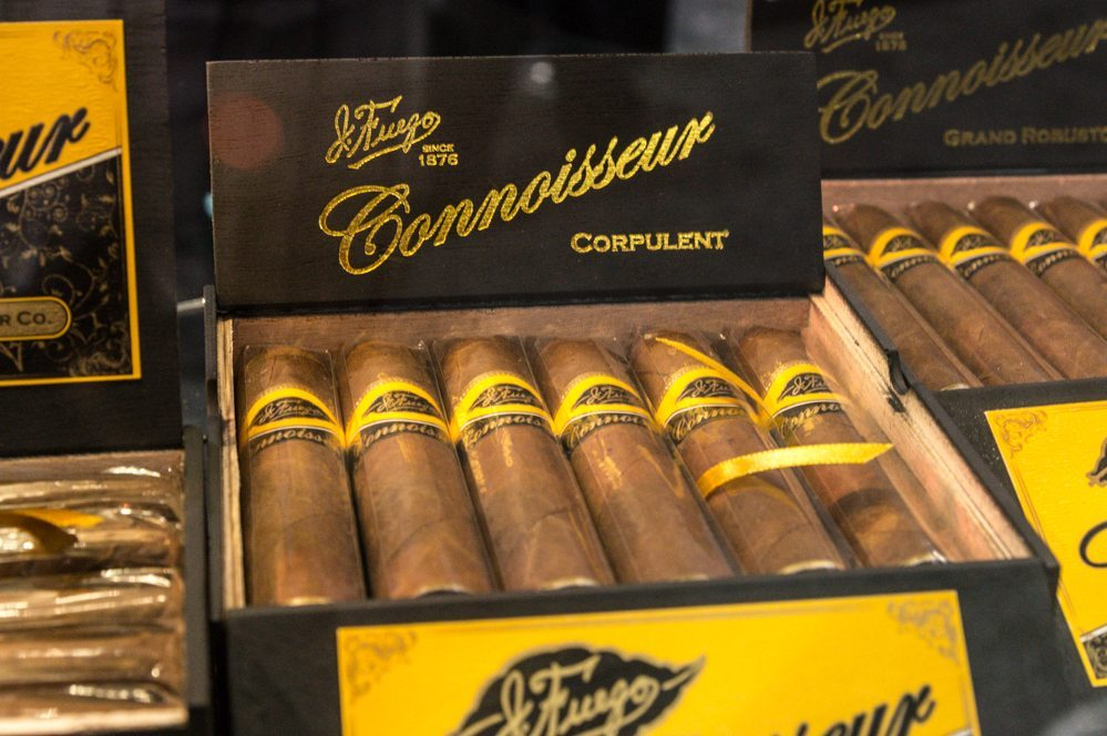 IPCPR 2013: Favorite Smoke of Day 2 – Emmett
