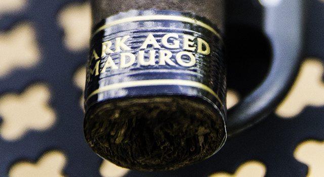 Blind Cigar Review: Man O' War | Dark Aged Maduro