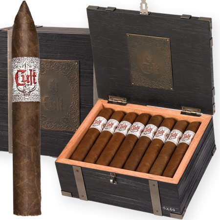 Blind Cigar Review: Cult | Classic Torpedo