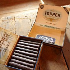 Cigar News: Toppers – Handmade Once Again