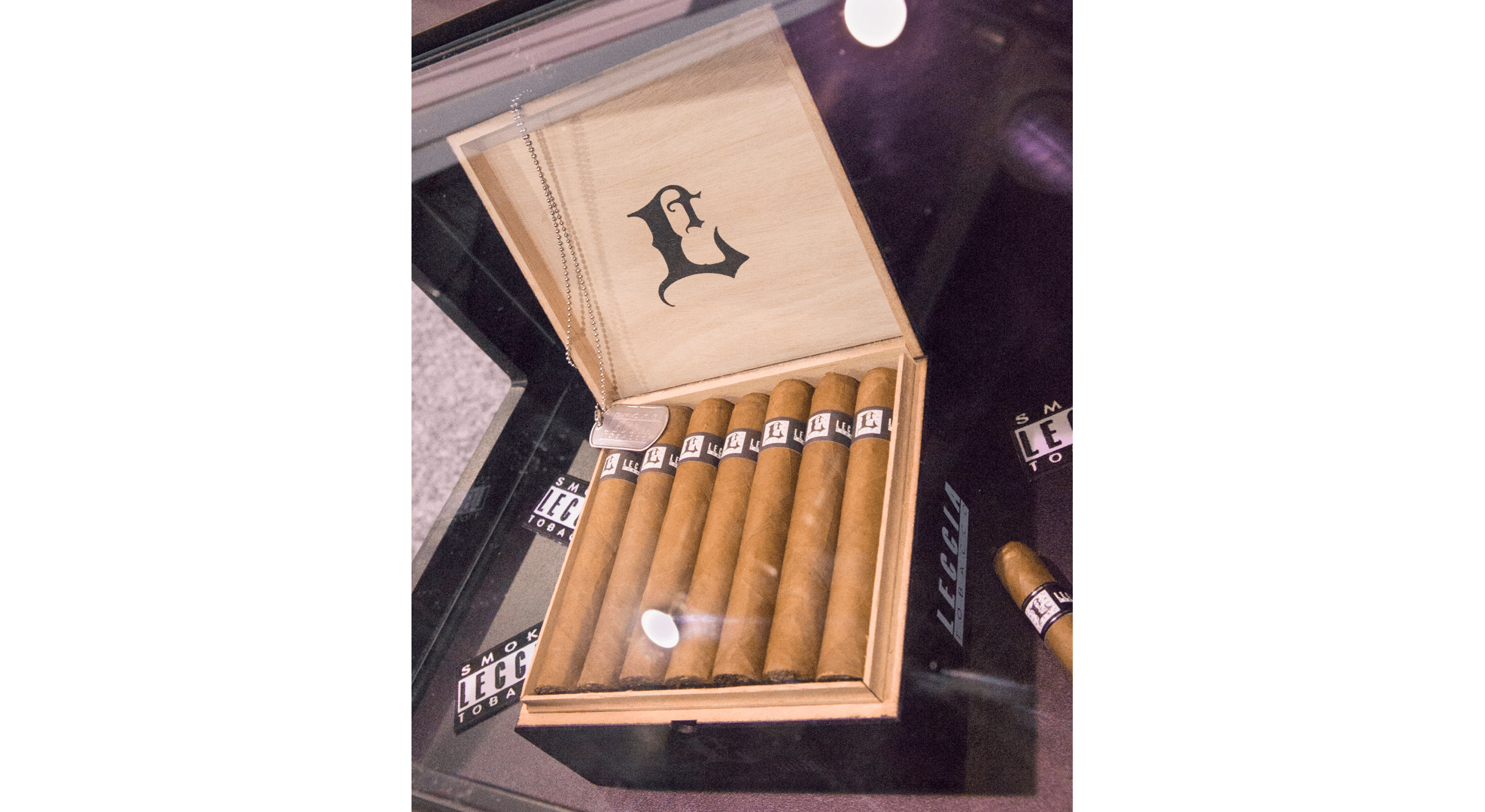 Blind Cigar Review: Leccia | Black 552 Robusto