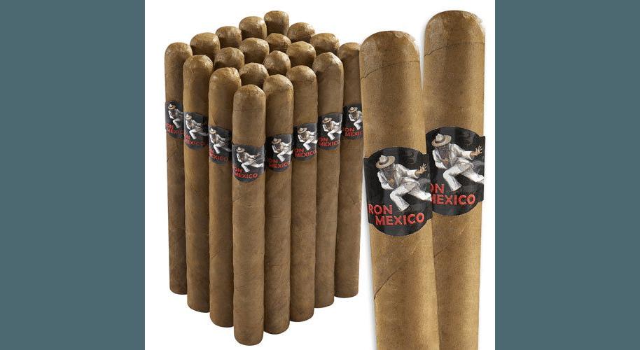 Blind Cigar Review: Ron Mexico | Churchill