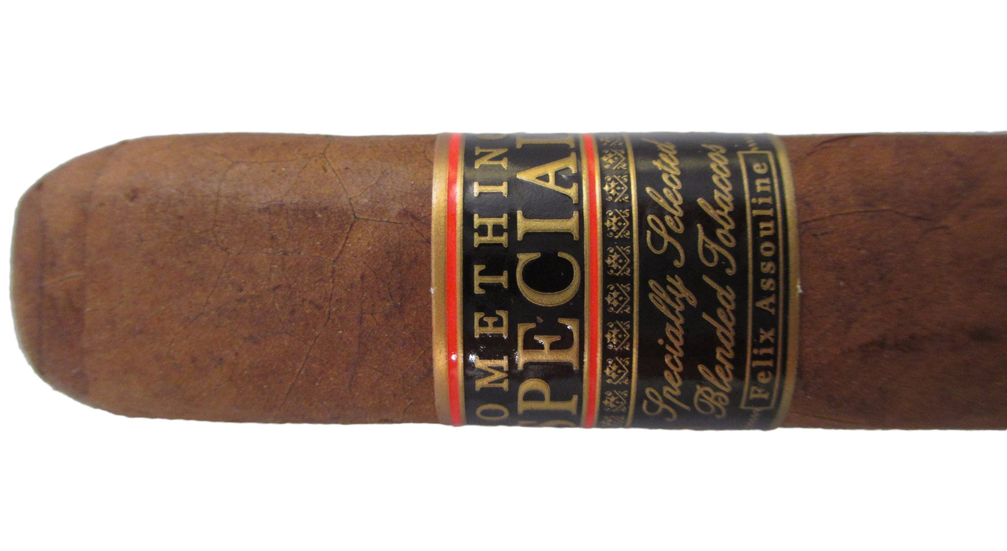 Blind Cigar Review: Felix Assouline | Something Special – Majestic