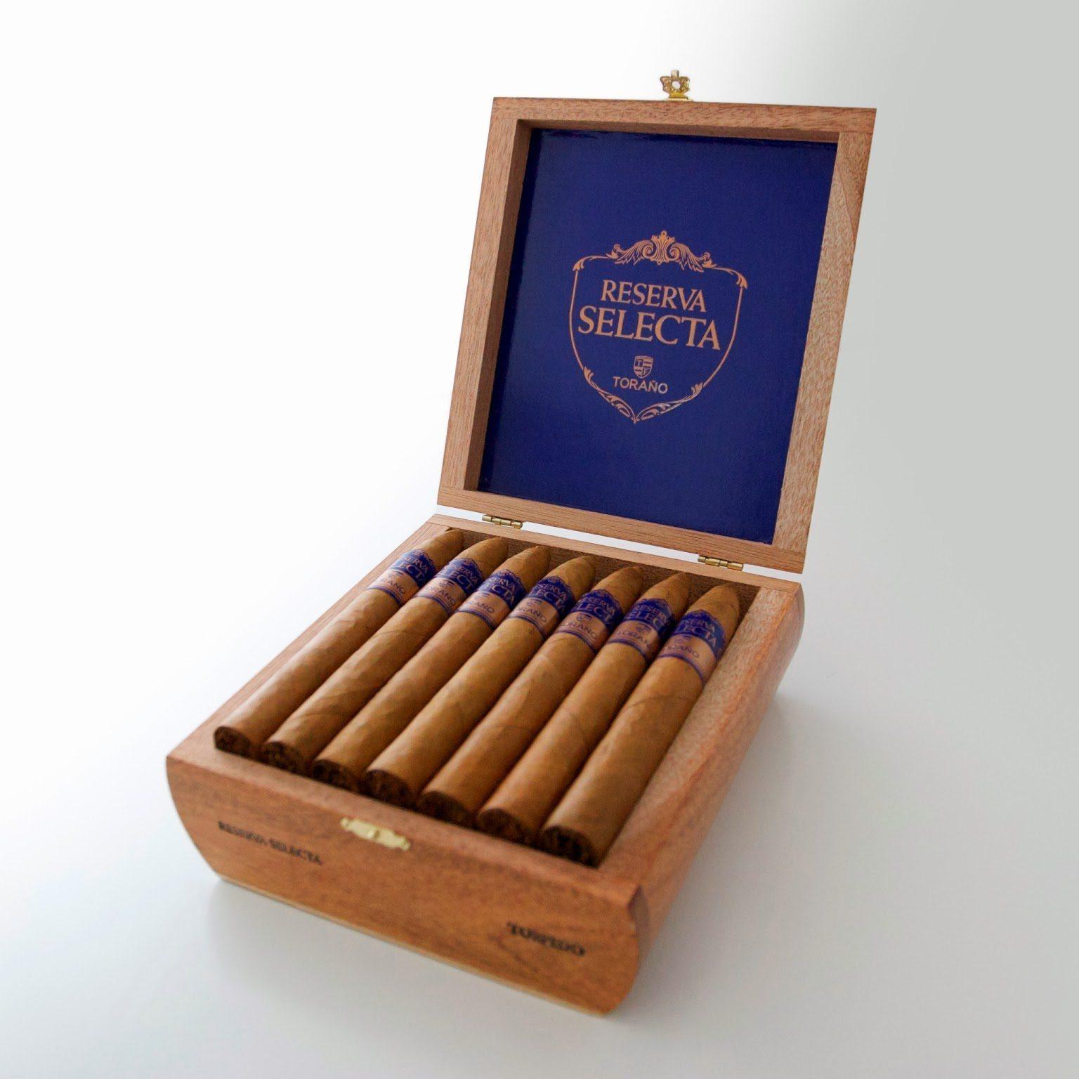 Cigar News: Toraño Family Cigars Relaunches Reserva Selecta