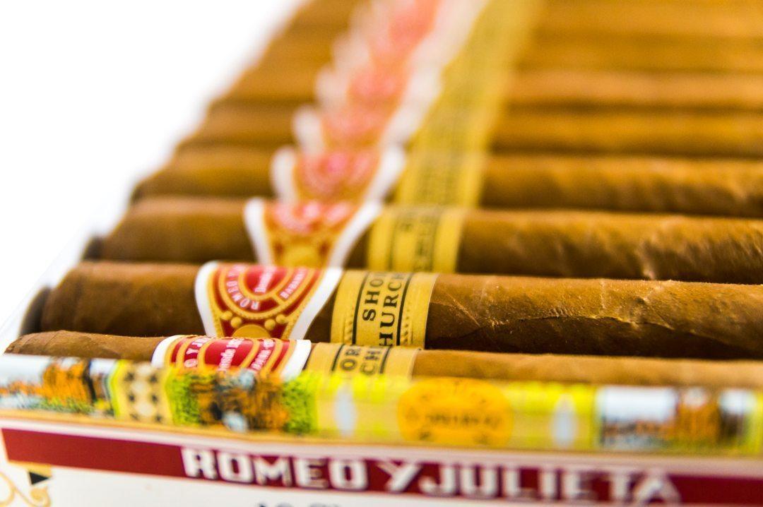Blind Cigar Review: Romeo y Julieta (Cuba) Short Churchill