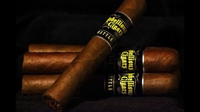 Blind Cigar Review: Rebellious Cigars | Signature Series – Ambition