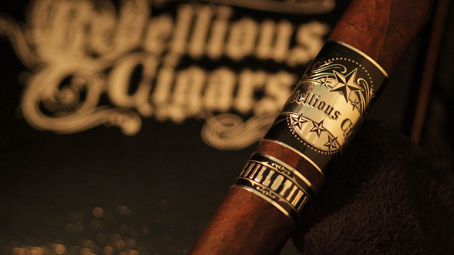 Blind Cigar Review: Rebellious Cigars | Submission Series Kimura