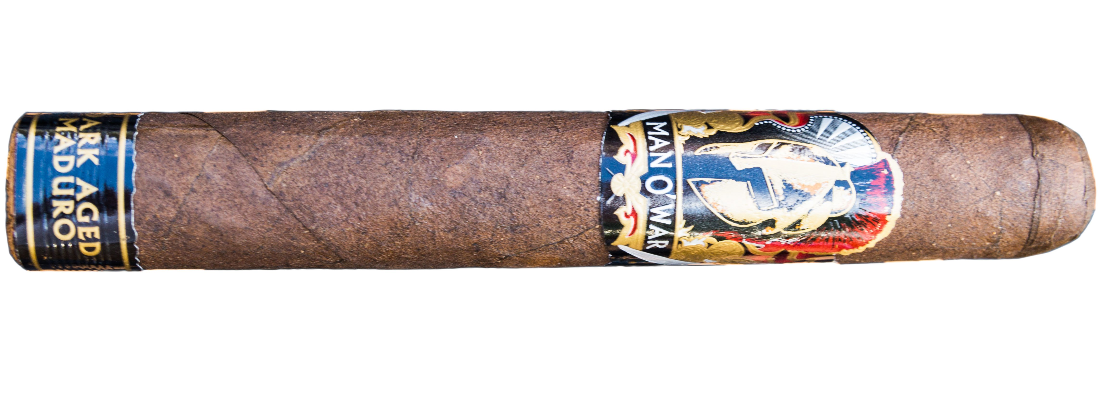 #9 - Man O' War Dark Aged Maduro
