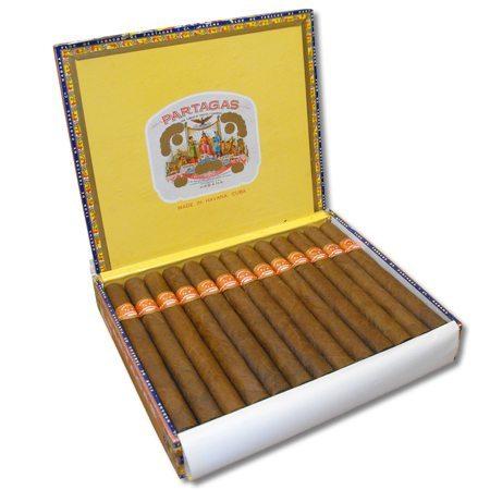 Blind Cigar Review: Partagas (Cuba) | Lonsdales
