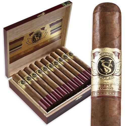 Blind Cigar Review: Victor Sinclair | Triple Corojo Robusto