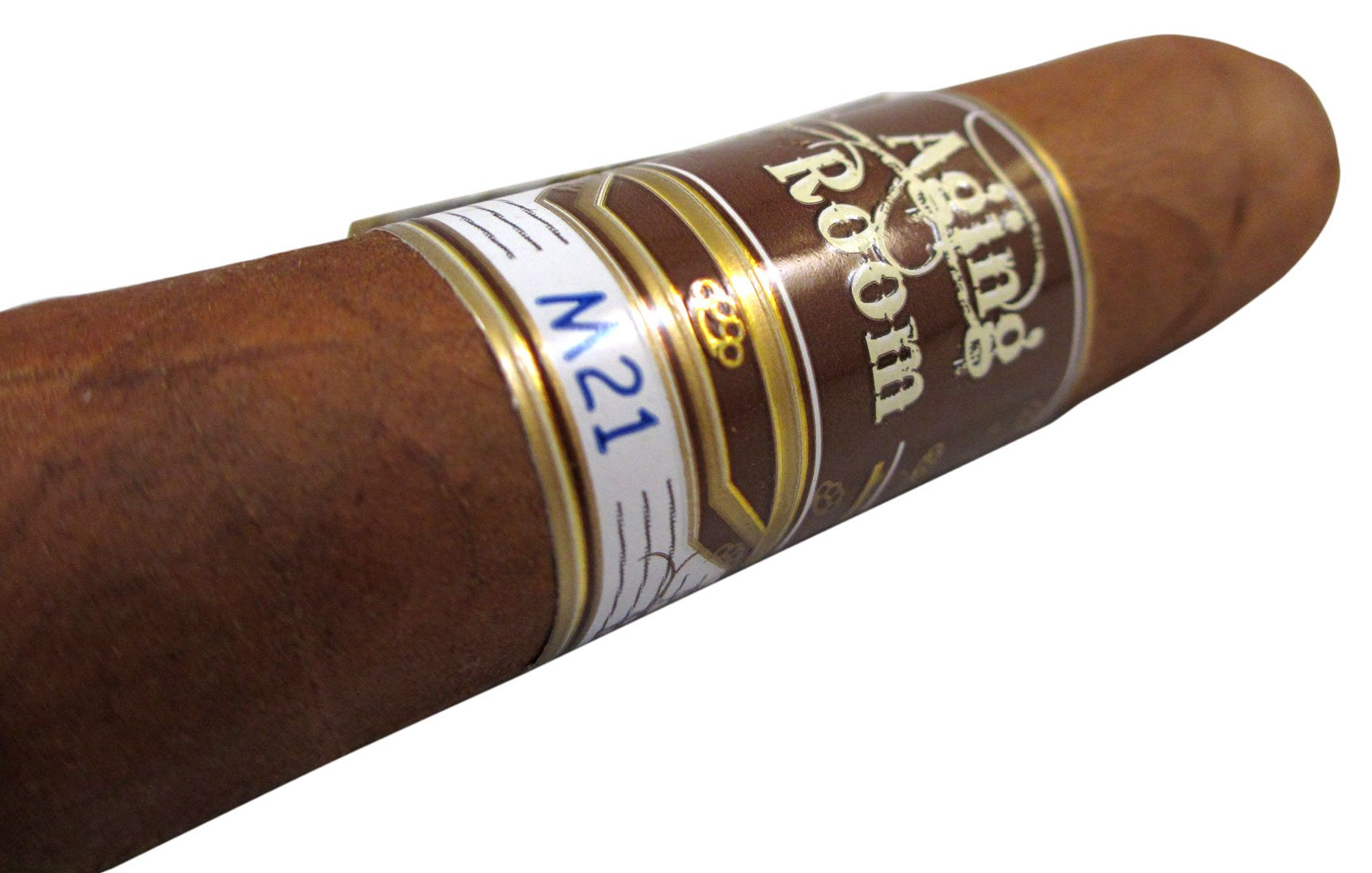 Blind Cigar Review: Aging Room | M21 Fortissimo
