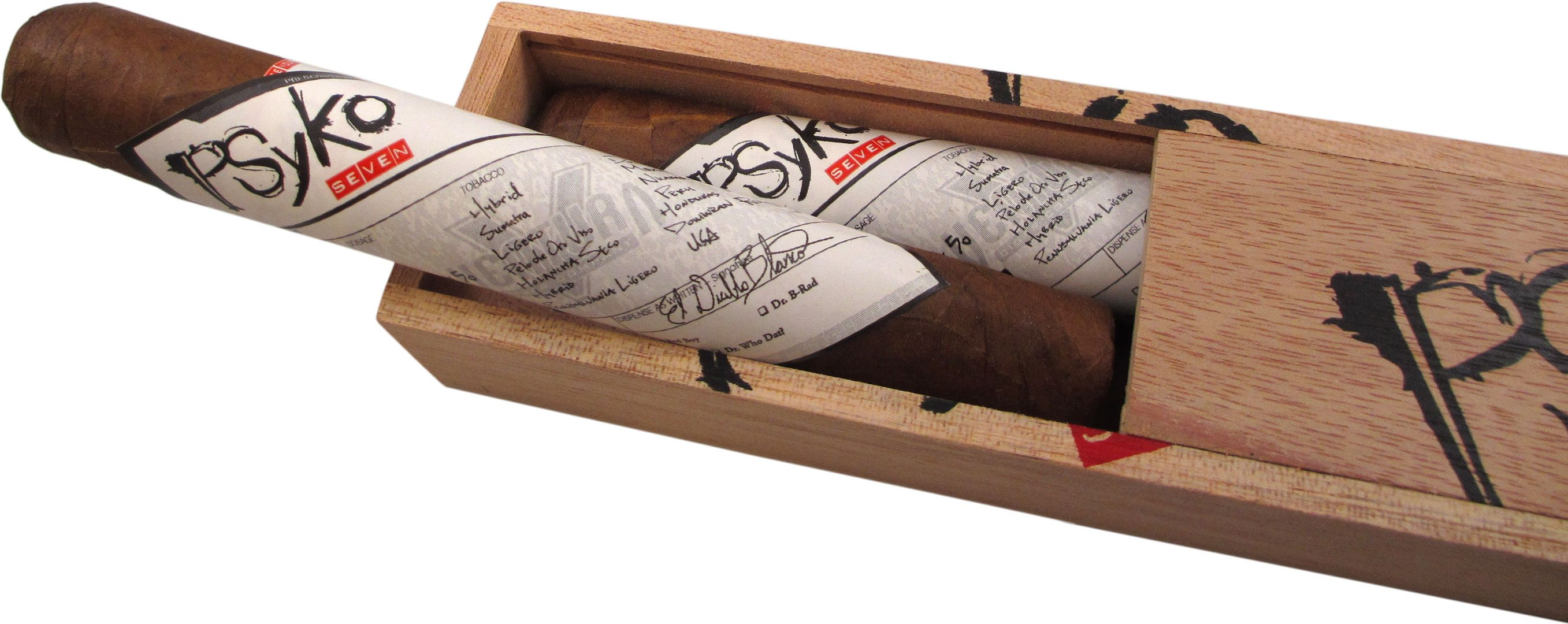 Cigar News: Ventura Cigars PSyKo SEVEN to be Released in Smaller Vitola