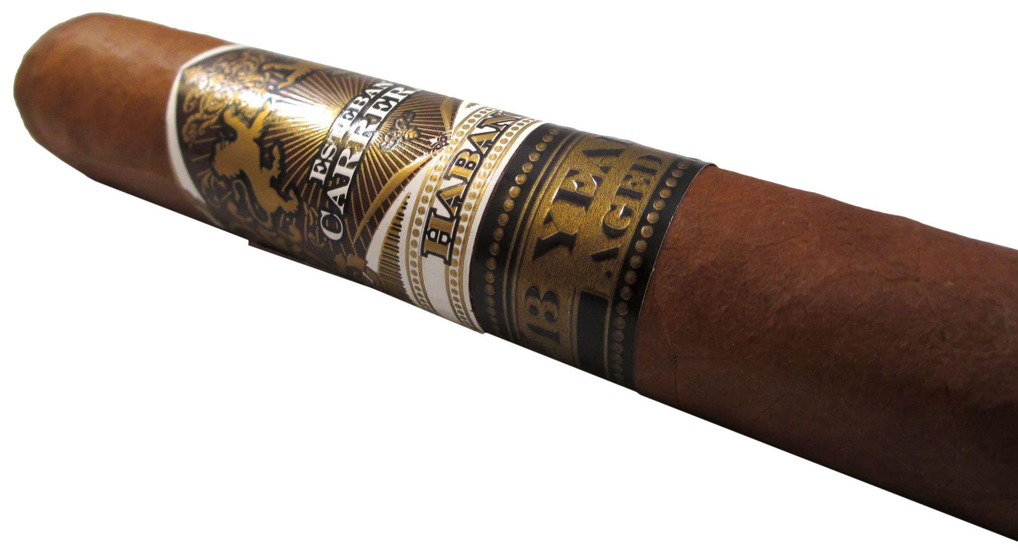 Blind Cigar Review: Esteban Carreras | Habano Toro