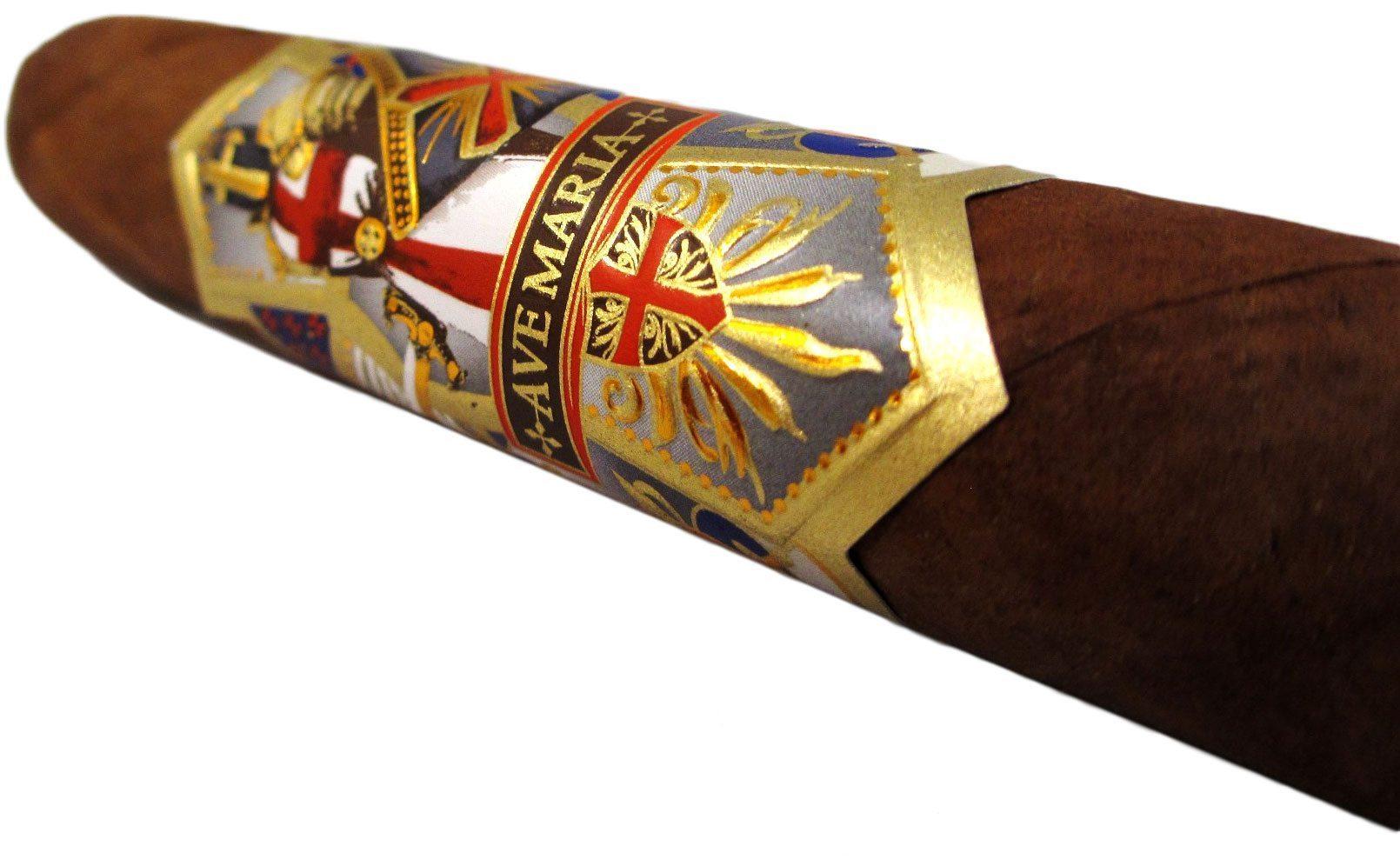 Blind Cigar Review: Ave Maria   Knights Templar