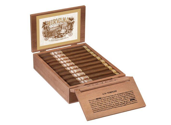 Cigar News: Drew Estate and Royal Gold Cigars Announce NIRVANA