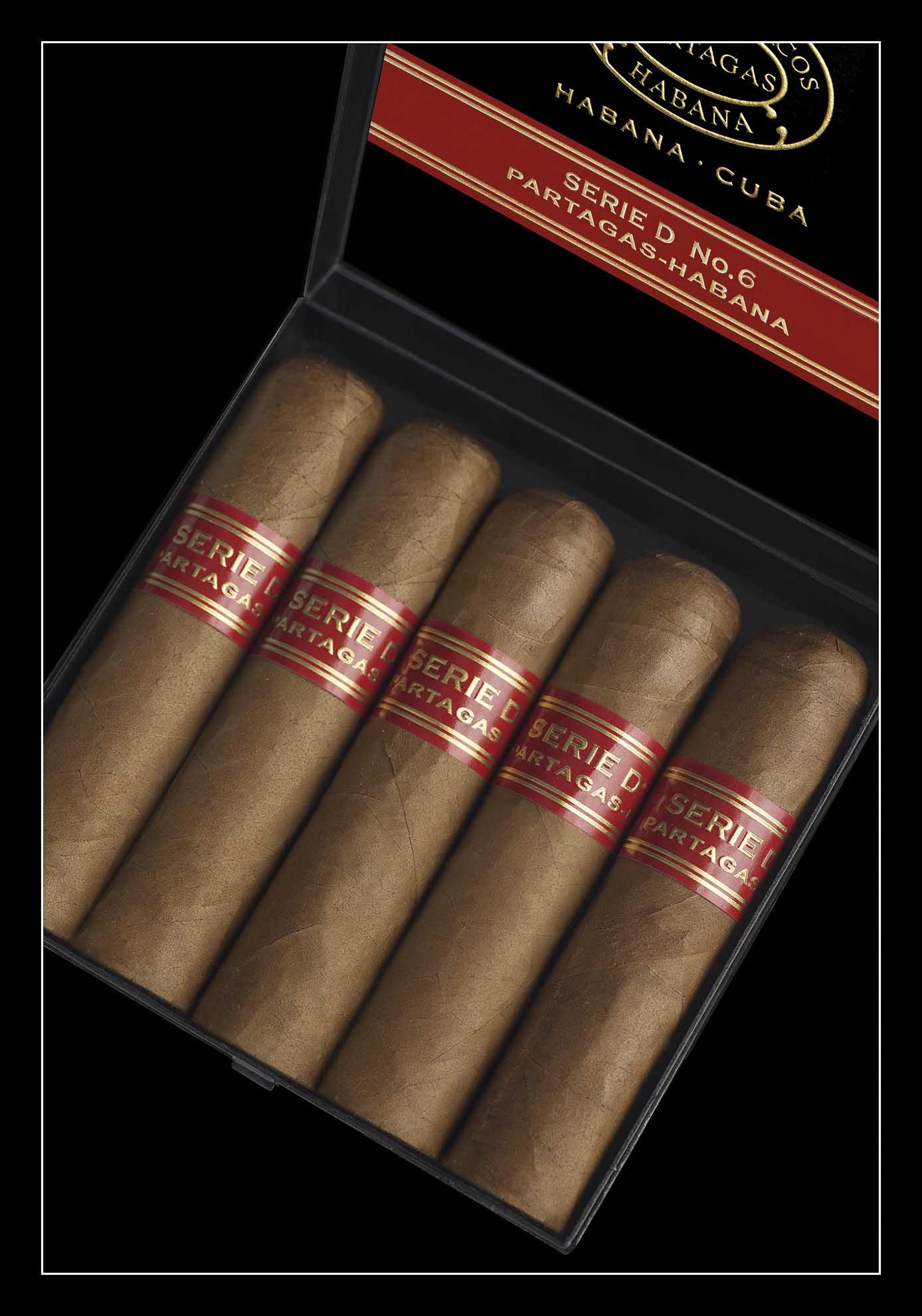 Cigar News Partag 225 S Serie D No 6 All The Taste In A