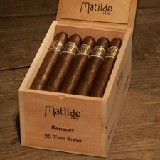 Cigar News: José Seijas' Matilde Renacer Goes On Sale