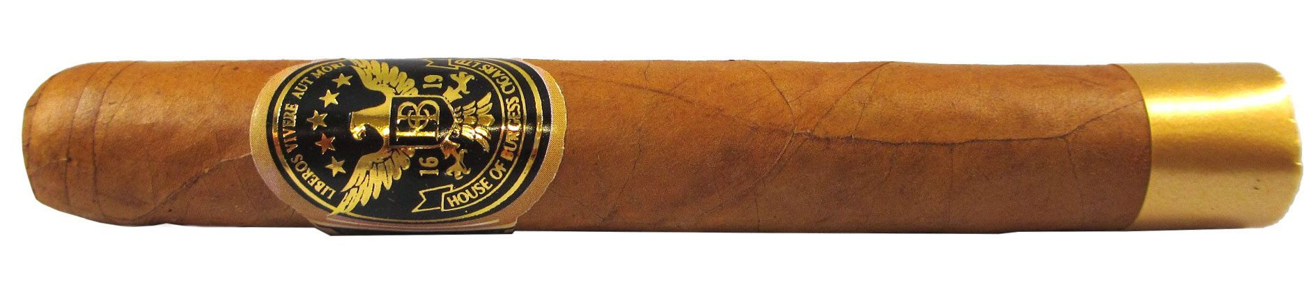 Blind Cigar Review: House of Burgess | Connecticut Toro