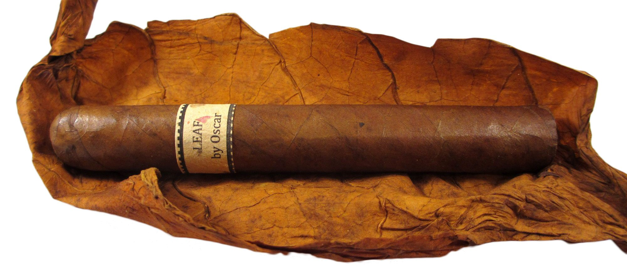 Blind Cigar Review: Puros de Ballard | The Leaf by Oscar Corojo Toro