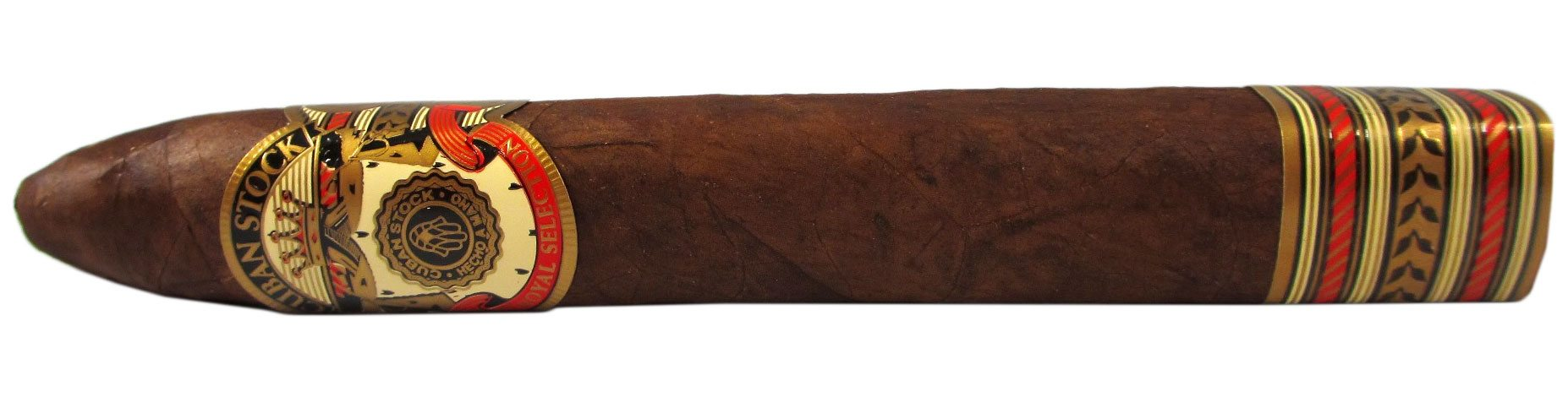 Blind Cigar Review: Cuban Stock | Royal Selection Torpedo
