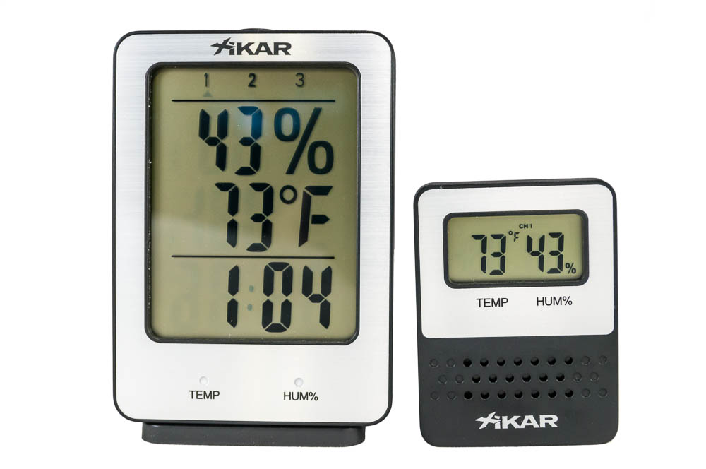 Accessory Review: Xikar | PuroTemp Wireless Digital Hygrometer