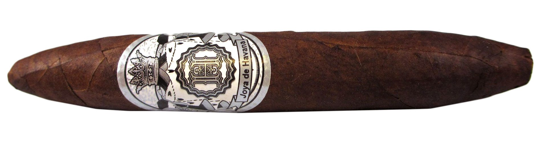 Blind Cigar Review: Cuban Stock | Joya De Havana Figurado No. 2