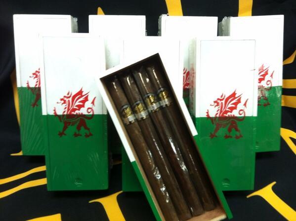 Cigar News: Draig Cayuquero Lanceros Shipping Soon