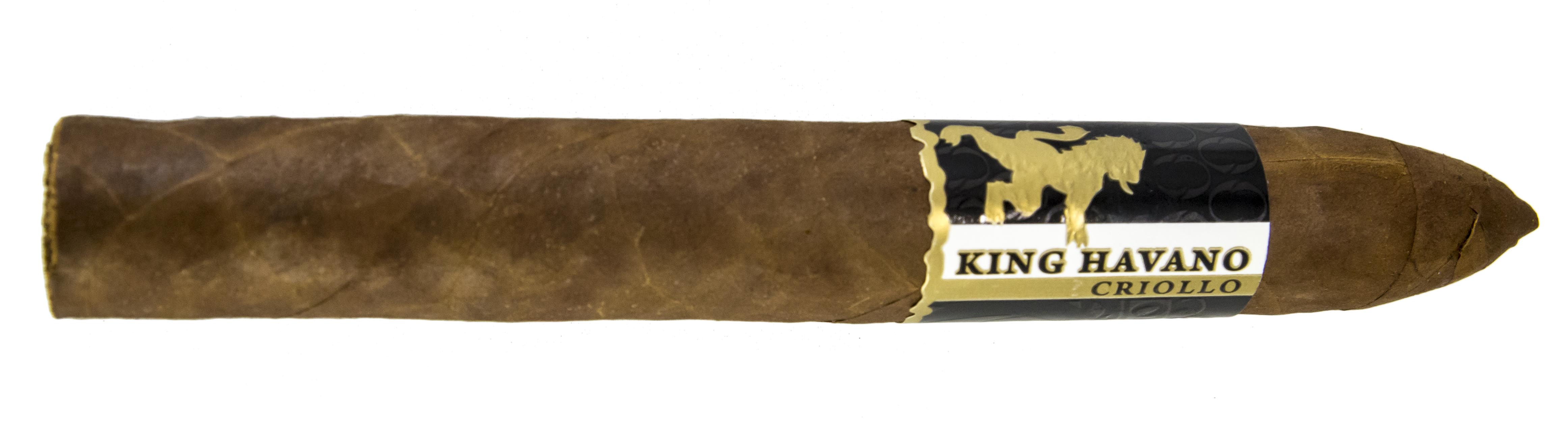 Blind Cigar Review: King Havano Criollo | Torpedo