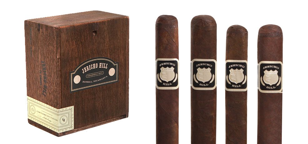 Cigar News: Crowned Heads Announces Jericho Hill