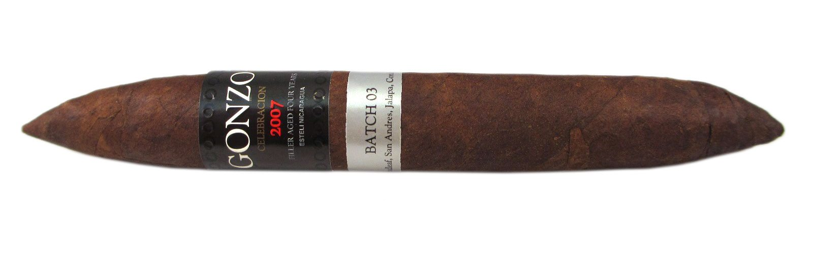 Blind Cigar Review: Epicurian | Gonzo Perfecto