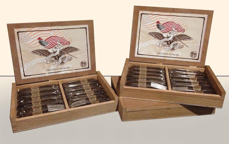 Cigar News: Drew Estate Announces Kentucky Fire Cured – Flying Pig