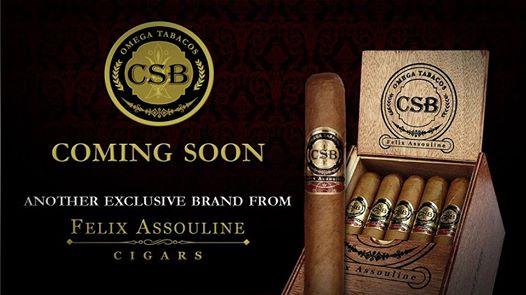 Cigar News: New Cigars from Felix Assouline at IPCPR