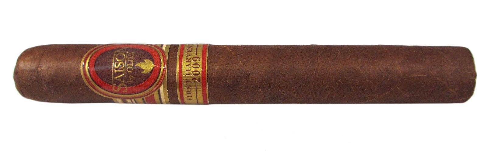 Blind Cigar Review: Oliva | Saison Toro