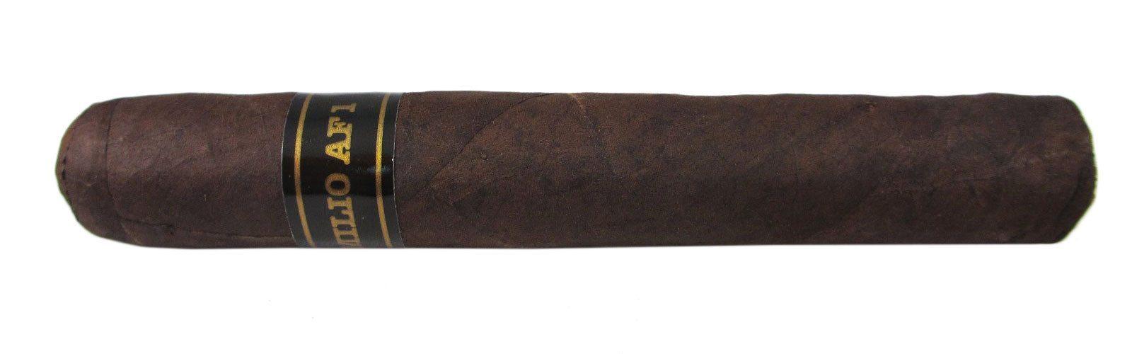 Blind Cigar Review: Emilio | AF1 Gran Toro