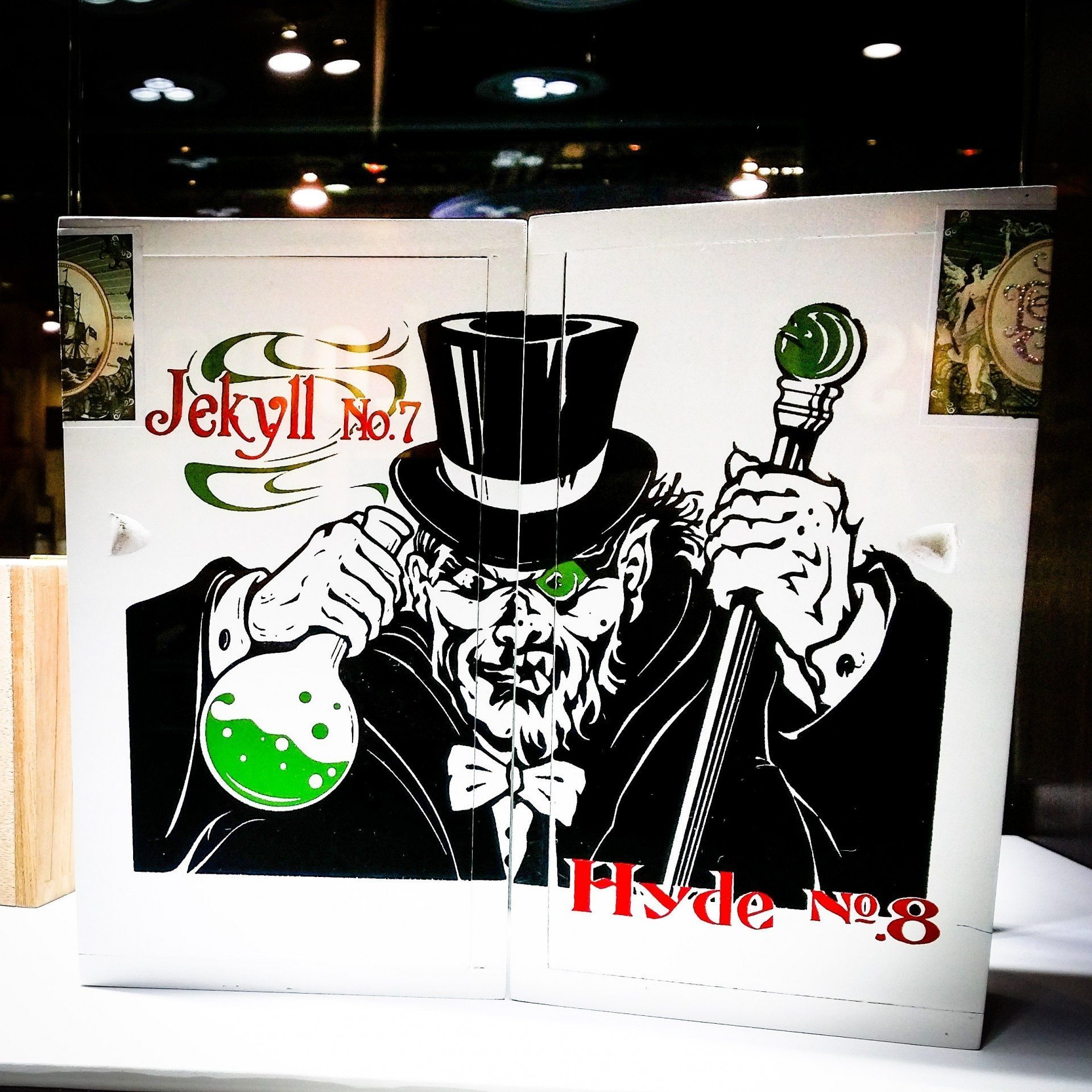 Cigar News: New Pictures of Tatuaje Monster Series Jekyll and Hyde