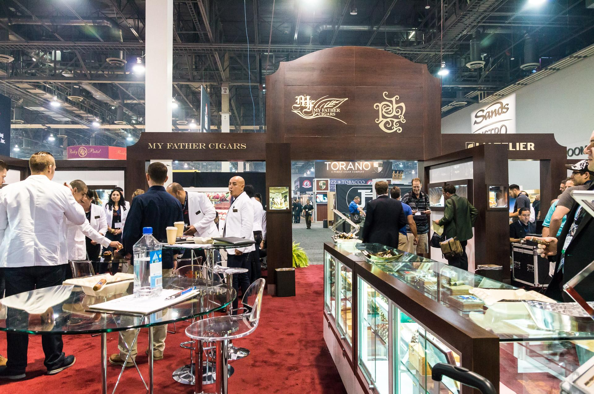 IPCPR 2014: The Show in Pictures – My Father/Tatuaje