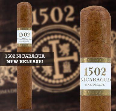 Cigar News: Global Premium Cigars Announces the 1502 Nicaragua