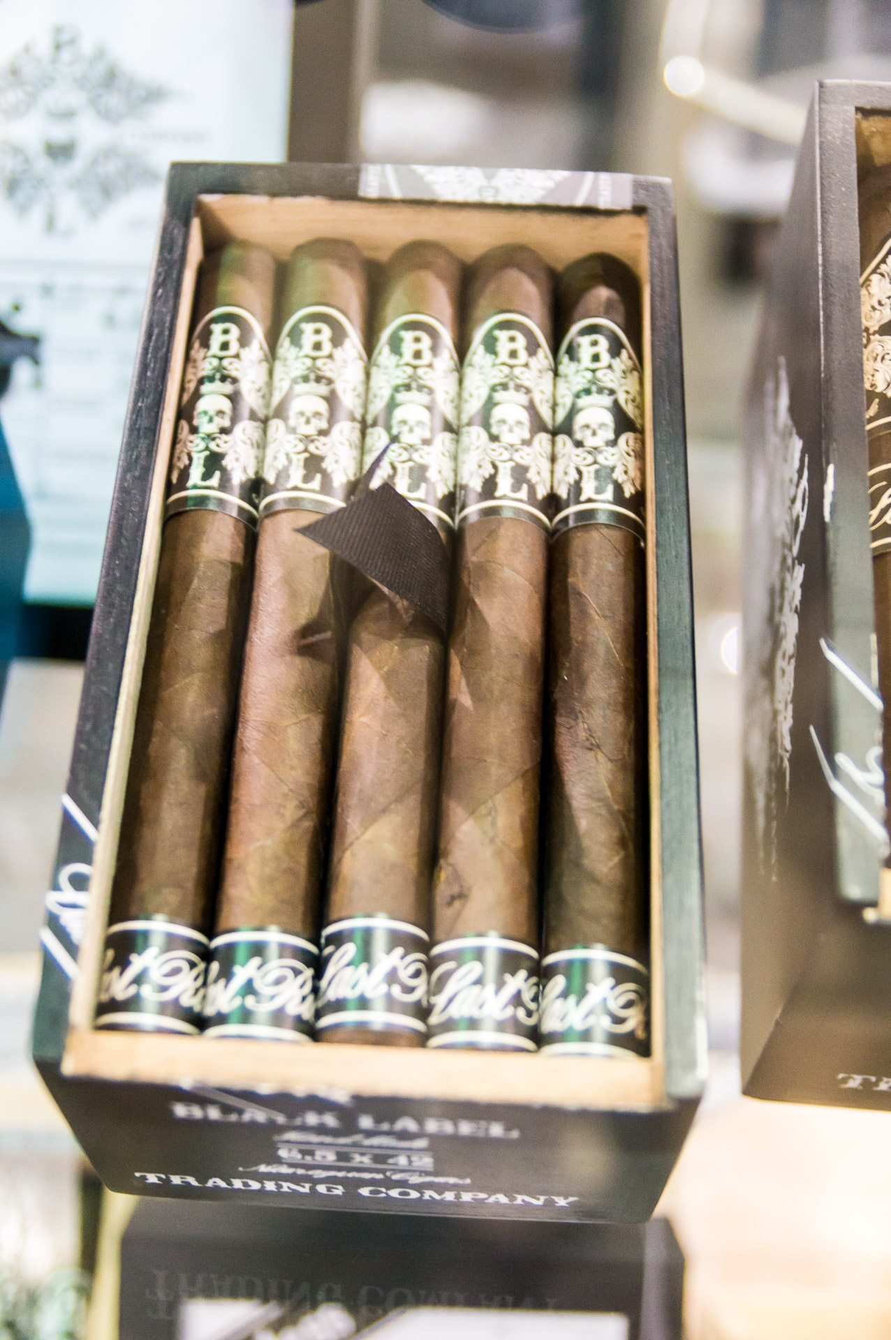 IPCPR 2014: The Show in Pictures – Black Label Trading Co., Boutique Blends, Buho and Cabal