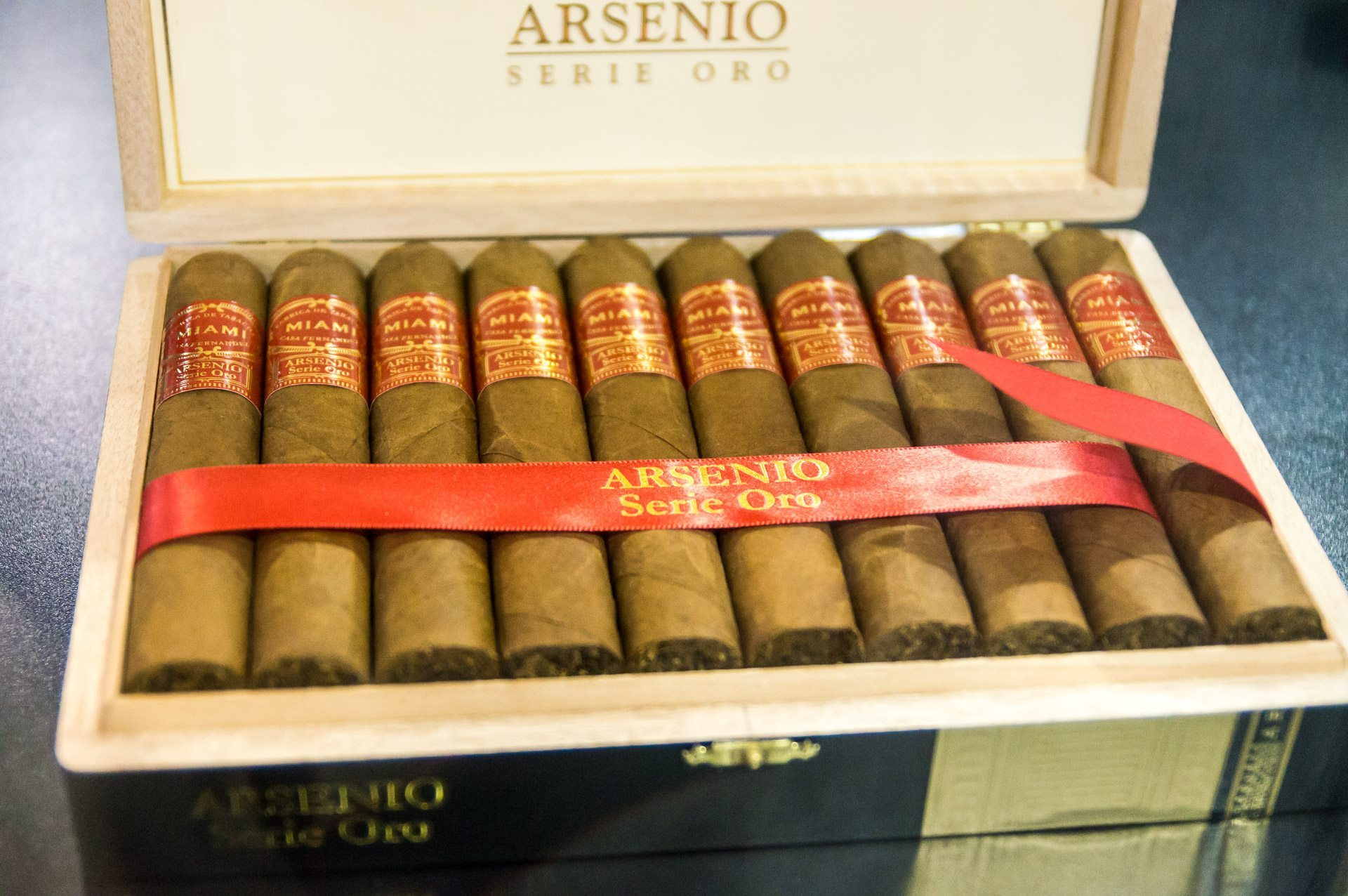 IPCPR 2014: The Show in Pictures – Casa Fernandez, C&C Cigars, Chinnock Cellars and Cordoba & Morales
