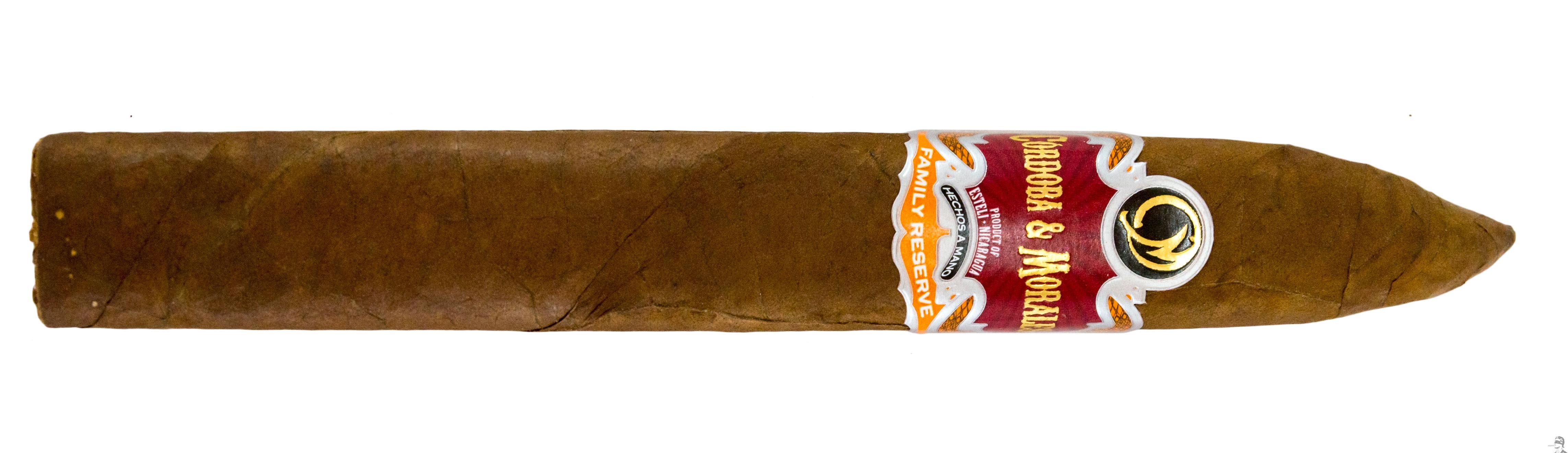 Blind Cigar Review: Cordoba & Morales | Family Reserve Torpedo