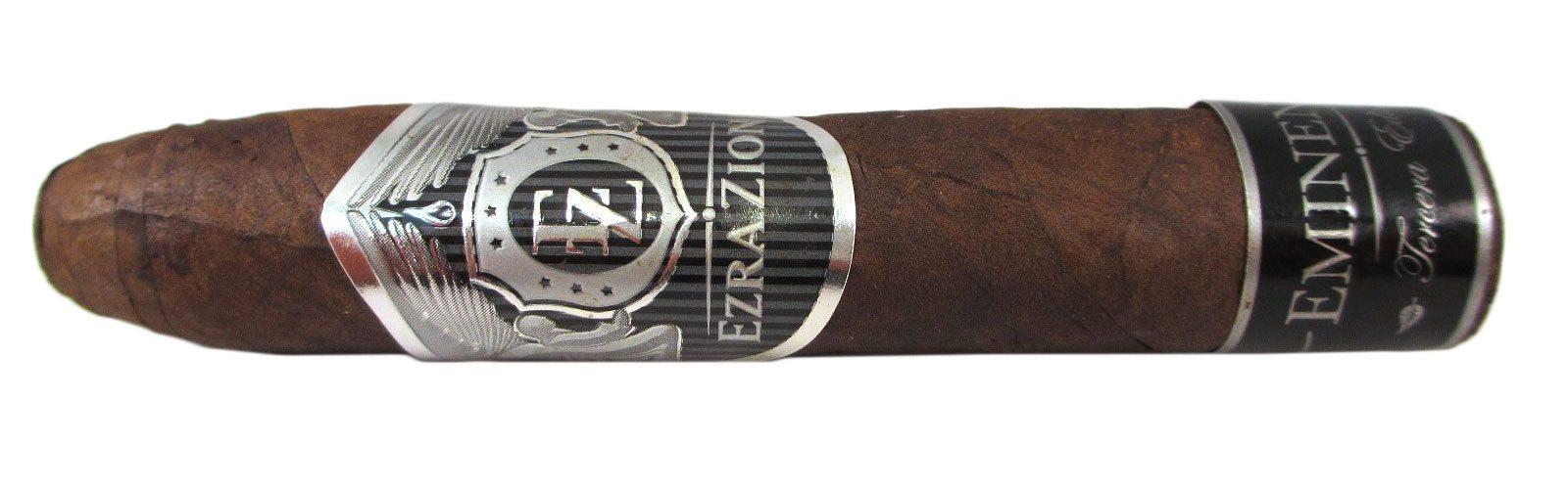 Blind Cigar Review: Ezra Zion | Eminence Belicoso Gran Toro