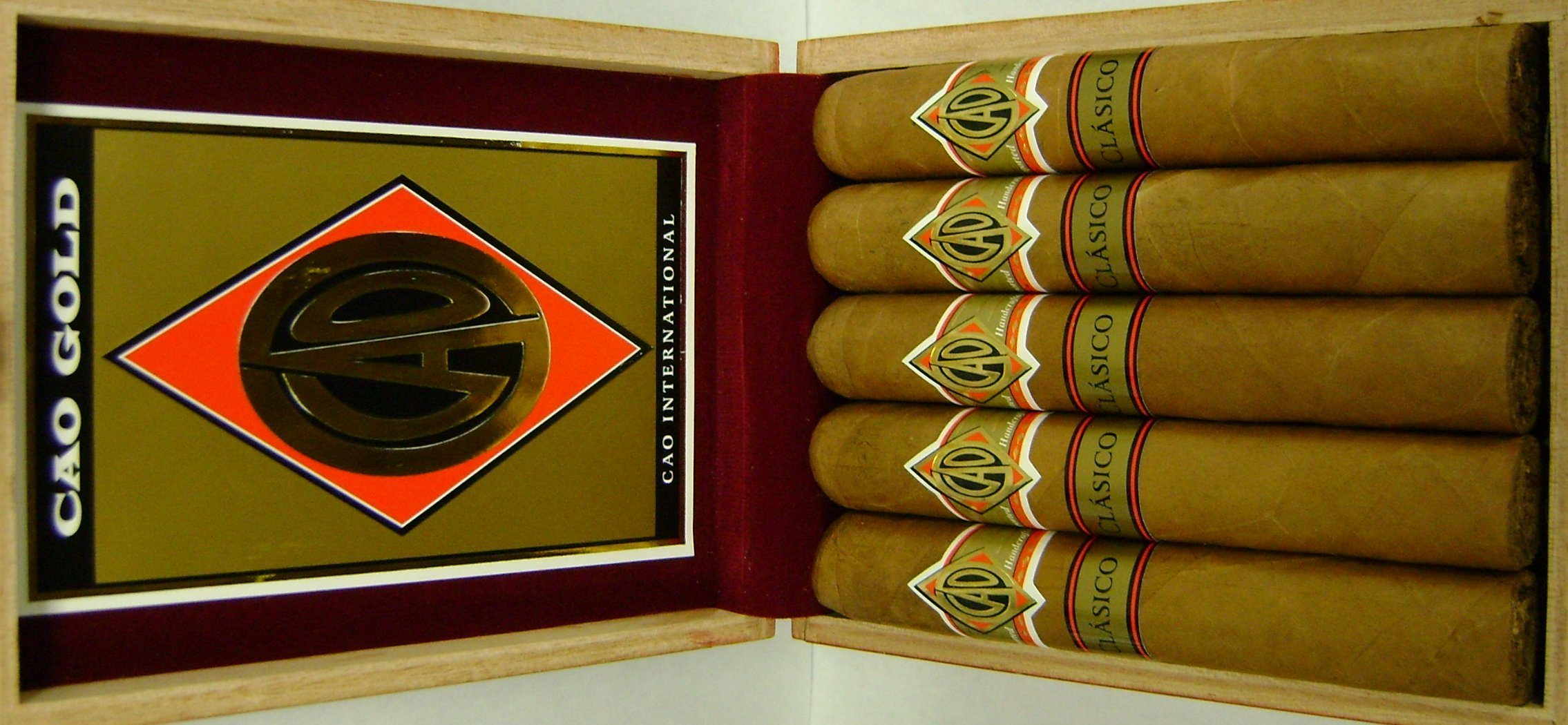 Cigar News: Arango Adds CAO Gold to Clasico Premium Cigar Series, Plus a New Macanudo and Punch Shape