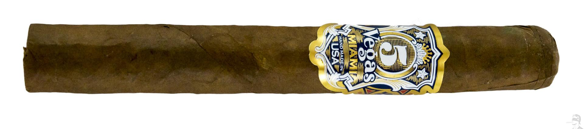 Blind Cigar Review: 5 Vegas | Miami (2014 G.A.R. Version) Toro
