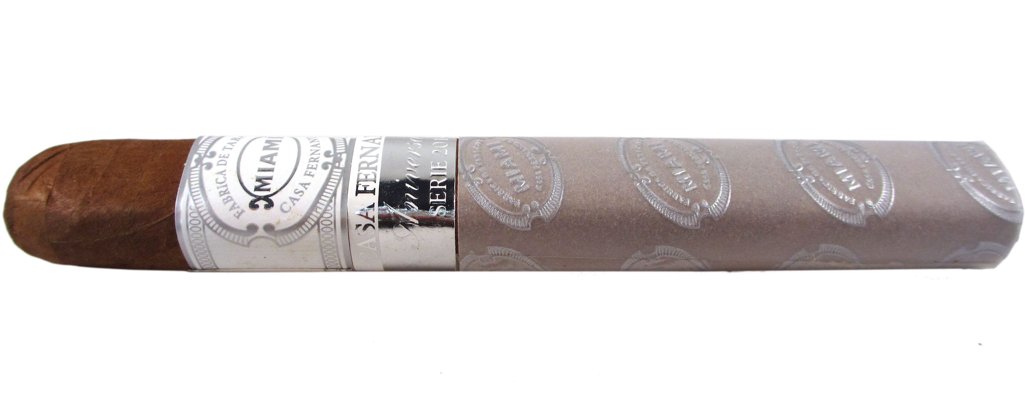 Blind Cigar Review: Casa Fernandez | Aniversario Serie 2014 The Ares