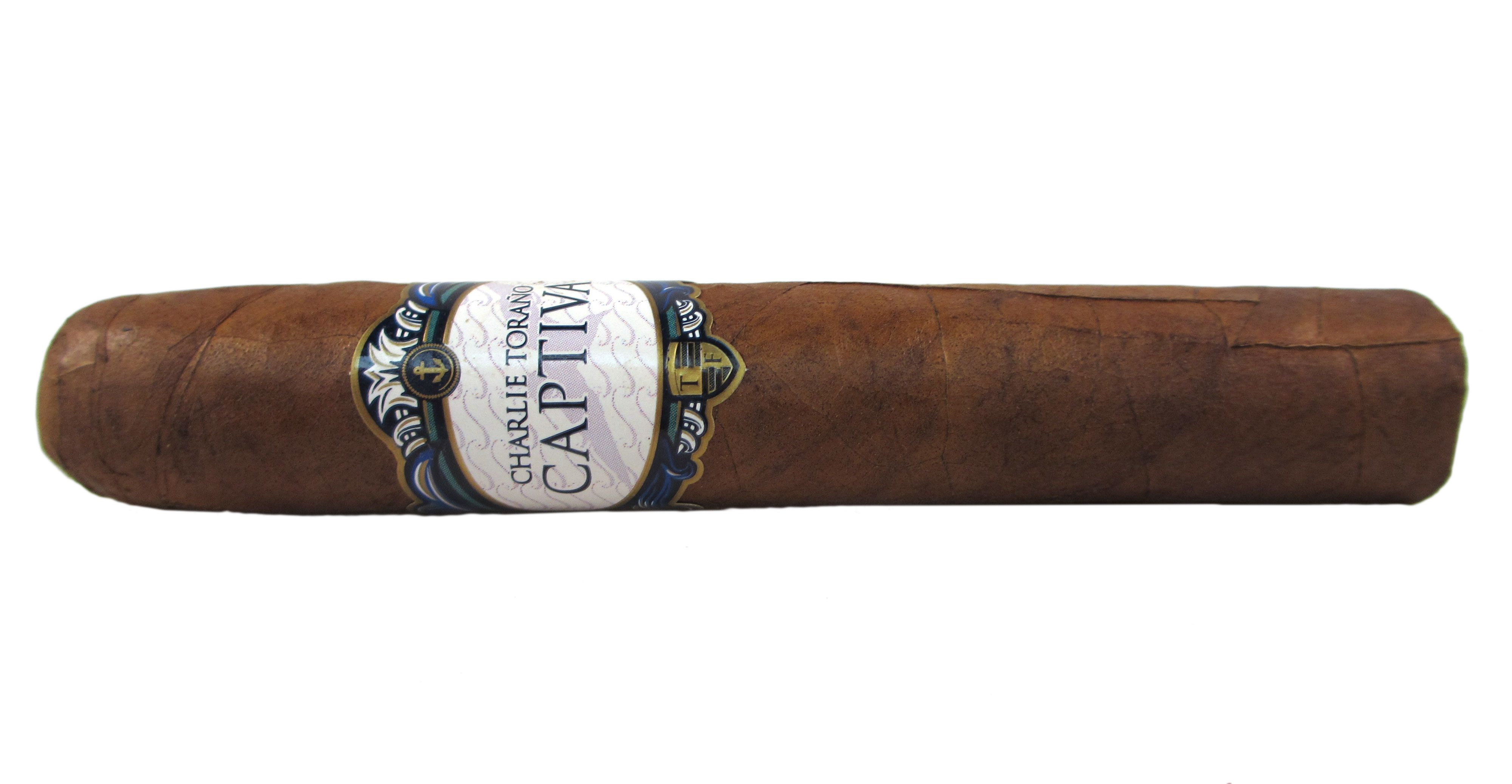 Blind Cigar Review: Charlie Toraño | Captiva Robusto