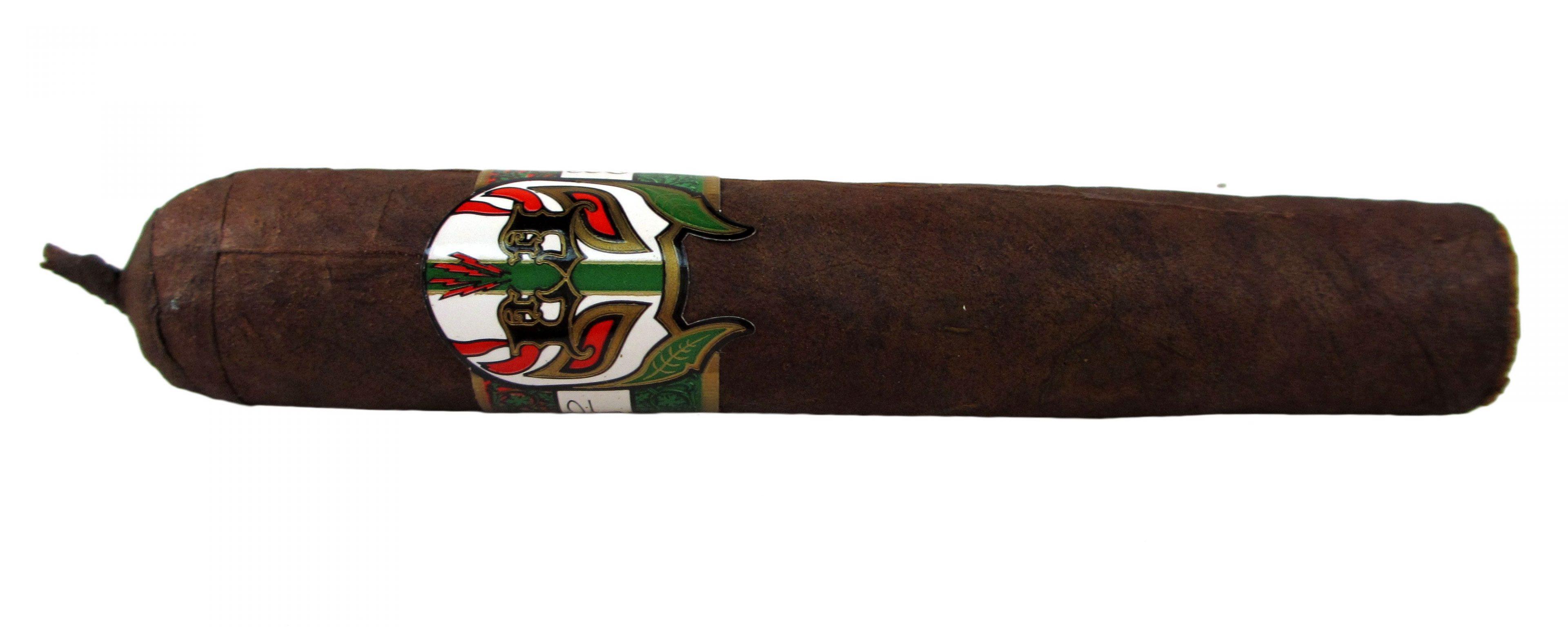 Blind Cigar Review: Leccia | Luchador El Hombre