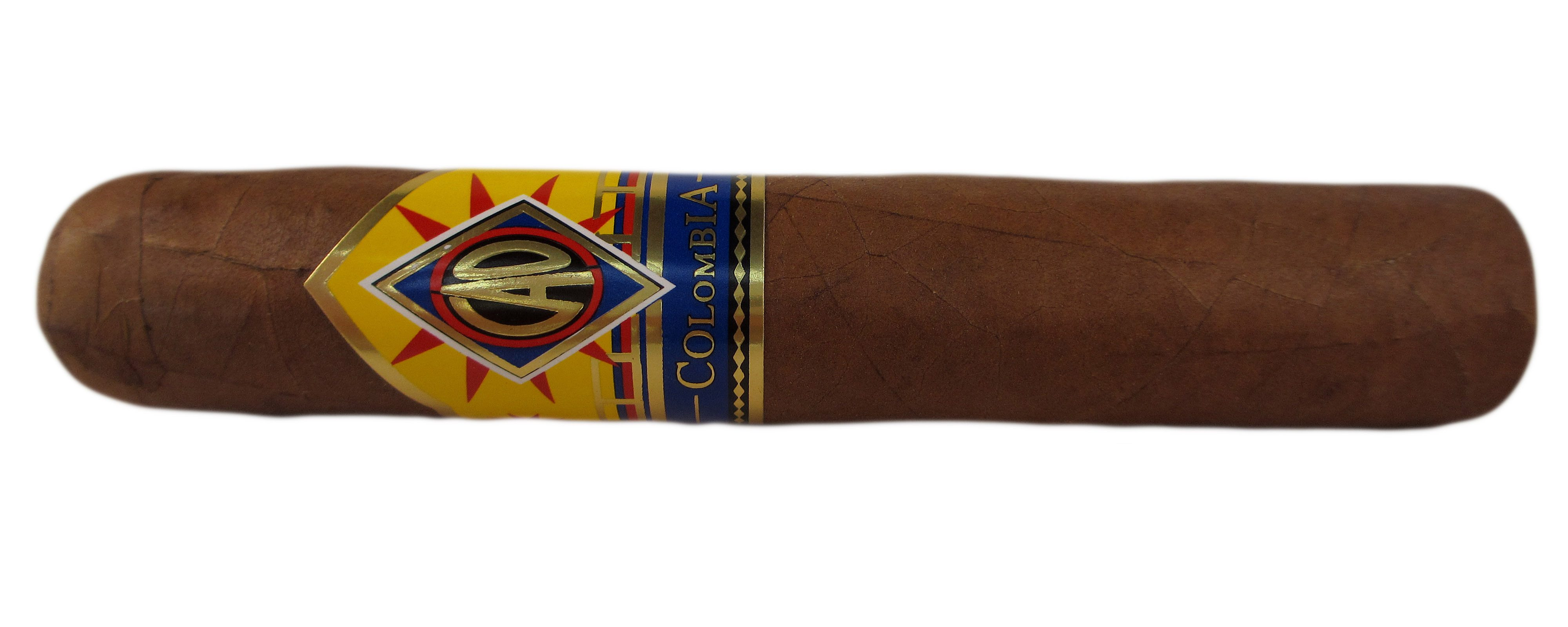 Blind Cigar Review: C.A.O. | Columbia Tinto